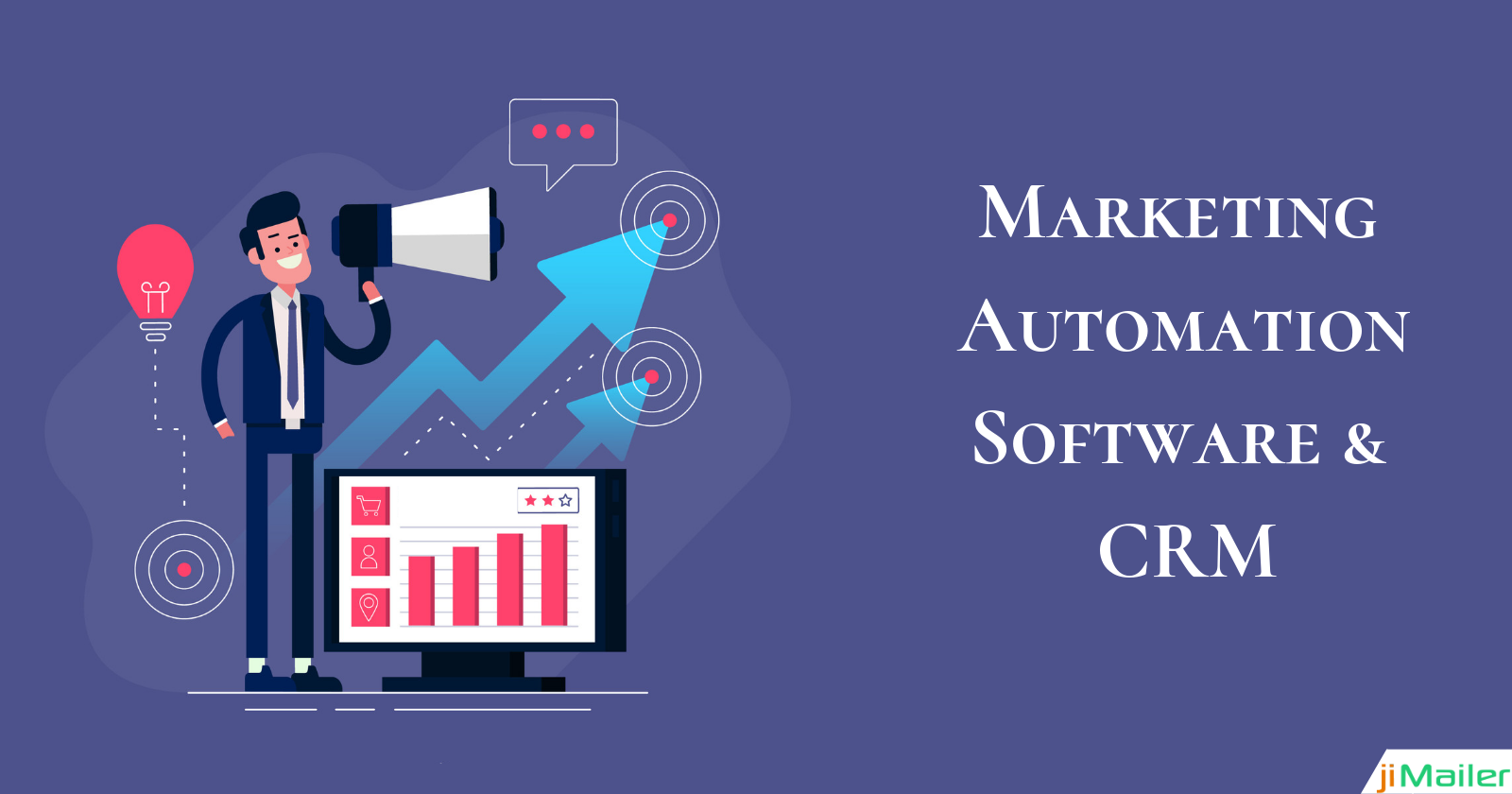 Difference Between Marketing Automation Software and CRM